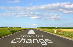 time-change-sign-business-arrow-countryside-road-cloudscape-background-35119085[1]